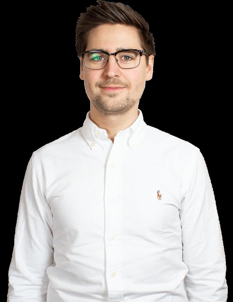 Kim Sörén - Säljchef på TelliQ
