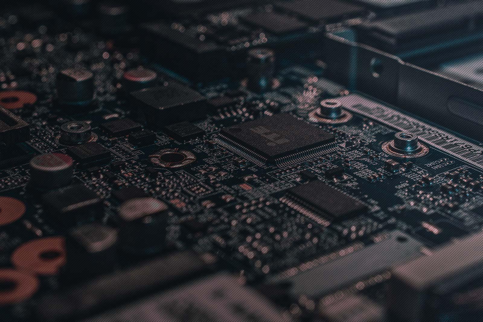 Bakgrundsbild Anpassade IoT System