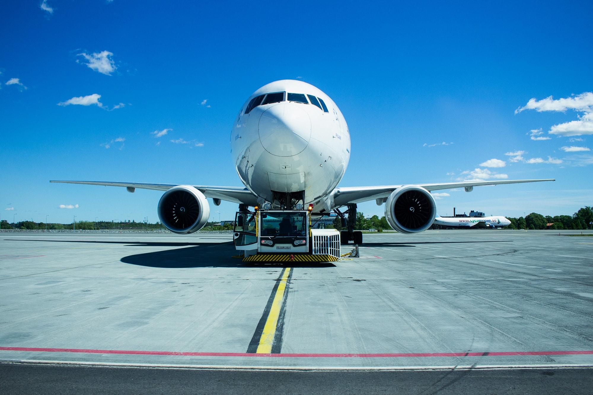 Flygplan Swedavia